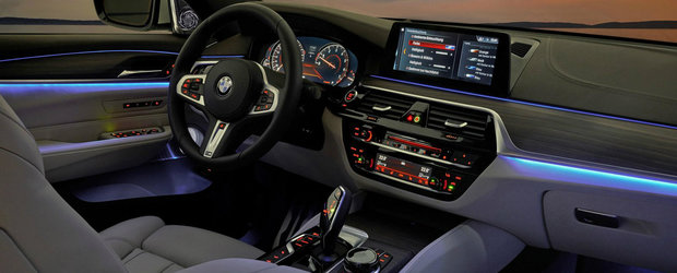 Nu-i nici Seria 5, nici Seria 7. Astea sunt primele imagini oficiale cu noul BMW Seria 6 GT