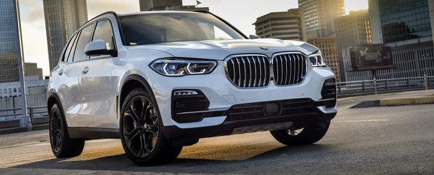 Nu l-au condus nici macar o data. 100 de romani au depus deja un avans pentru noul BMW X5