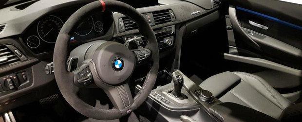 Nu mai astepta ca BMW sa lanseze un M3 break. Cumpara acest 340i Touring M Performance ca este pe-aproape
