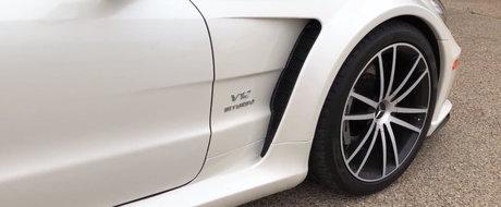 Nu multi isi mai aduc aminte de acest Mercedes. A fost produs in doar 350 de exemplare, iar fiecare are un motor de 670 CP