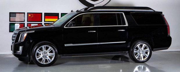 NU, nu o sa ghicesti niciodata ce se ascunde la interiorul acestui Cadillac