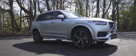 Nu o sa te mai gandesti la niciun X5 sau Q7 dupa ce o sa vezi cat de bine arata noul Volvo XC90. VIDEO