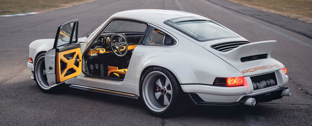 Nu o sa te mai intereseze nicio alta masina dupa ce vei vedea cum arata acest Porsche 911
