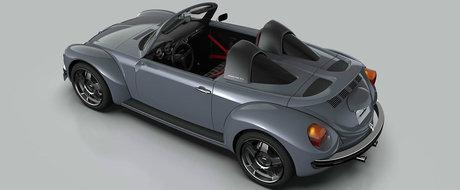 Nu o sa te mai intereseze nicio masina noua dupa ce vei vedea cum arata acest Beetle. Automobilul este unic in lume