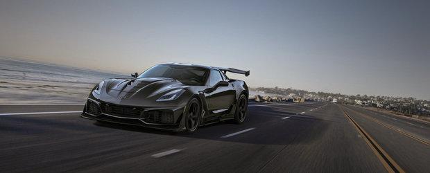 Nu s-au lasat pana nu au aflat performantele noului Corvette ZR1. Europencele si-au gasit nasul