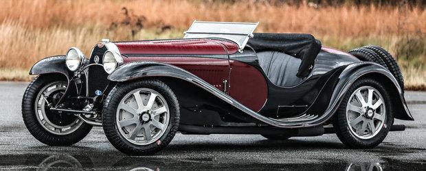 Nu se compara cu niciun Chiron sau Veyron. Motivul pentru care acest Bugatti se vinde cu 5 milioane de dolari
