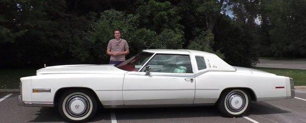 Nu se mai fac masini ca pe vremuri. VIDEO cu dotarile inedite ale celui mai scump Cadillac din 1977