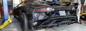 Nu si-a permis un Lamborghini, asa ca a printat unul. Uite Aventador-ul care costa cat o Dacie!