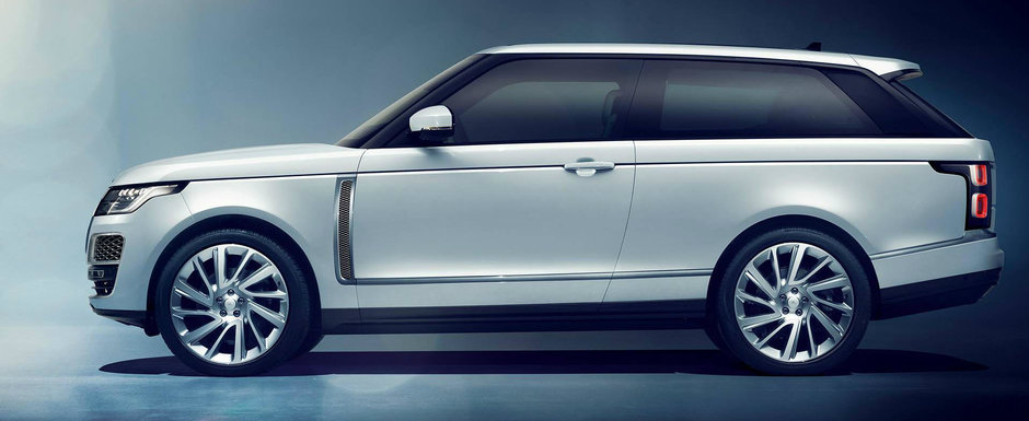 Nu te mai saturi sa-l privesti. Noul Range Rover este opulenta intruchipata si are DOAR DOUA USI