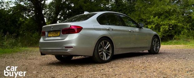 Nu totul este perfect cu noul BMW Seria 3 Facelift
