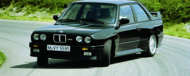 Nu va exista niciodata un substitut pentru BMW E30 M3
