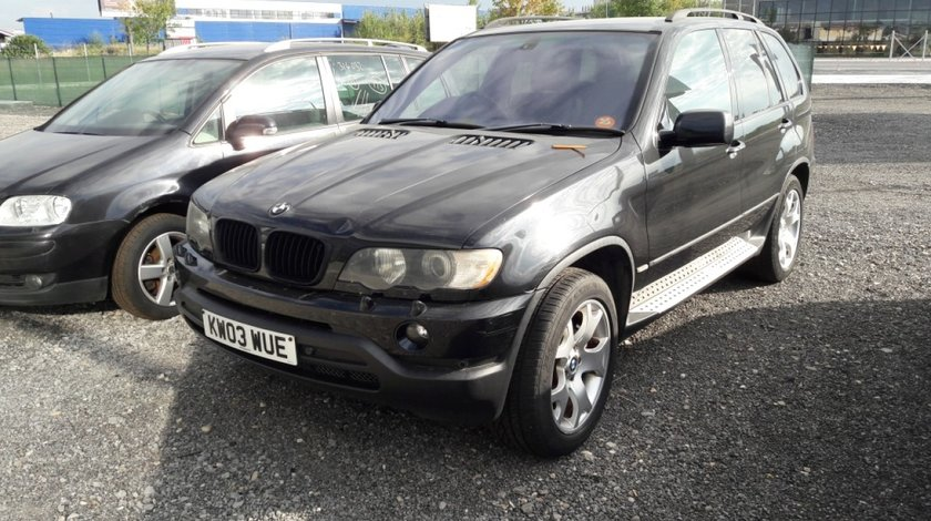 Nuca schimbator BMW X5 E53 2003 SUV 3.0d