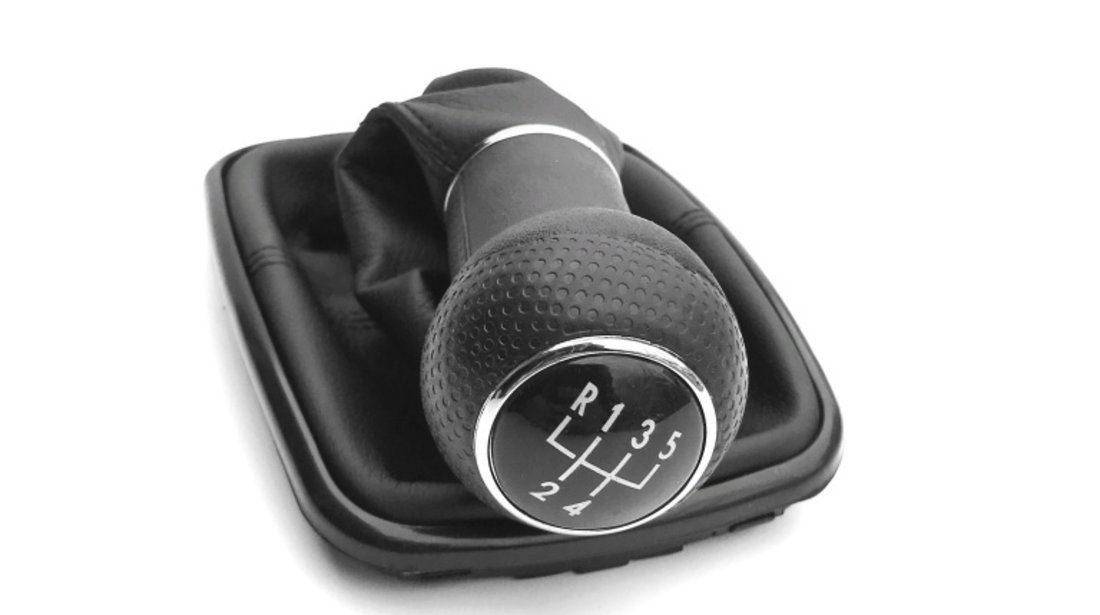 Nuca schimbator viteze + manson compatibil Volkswagen Golf 4 MK4 1997-2005 FX-200