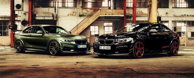 Numai 30 de exemplare vor fi dezvoltate, iar fiecare va face de ras cate un BMW M4