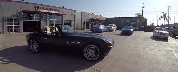 Numai 555 de masini exista in lumea toata. TEST cu unul dintre cele mai rare BMW-uri construite vreodata