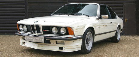 Numai 75 de masini au fost fabricate in total, iar una se vinde chiar in acest moment. FOTO cu interiorul si exteriorul