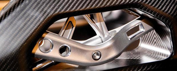 Numai 75 de masini vor fi construite in total, iar costurile de achizitie depasesc pretul unui Veyron