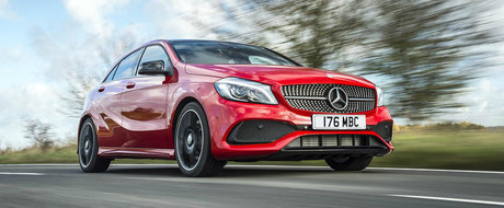 Numai masini de lux nu vor fi. Noile modele de la Mercedes vor avea motoare de 1.2 litri