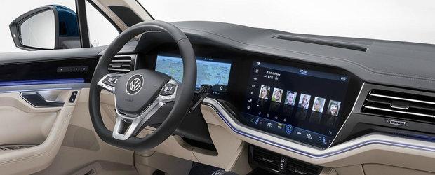 Numai optionalele costa peste 30.000 de euro. Uite cat trebuie sa platesti pentru cel mai scump VW Touareg din Romania