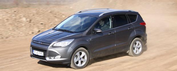 Numai un Ford EcoBoost sa nu ai acum: 500 de masini rechemate in Romania ca pot lua foc