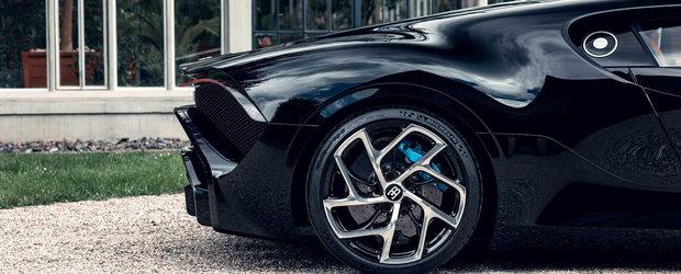 Numai un singur om din lume o poate avea. Cea mai noua masina de la Bugatti costa 16.7 milioane euro si e unica pe planeta Pamant