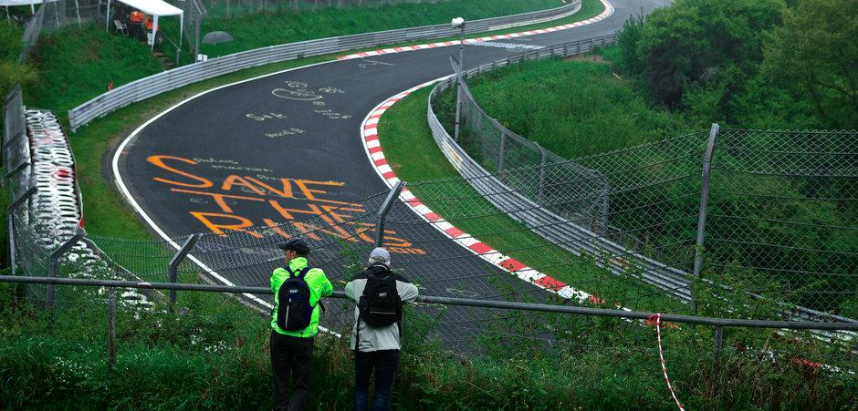 Nurburgringul interzice de acum recordurile de viteza pe circuit