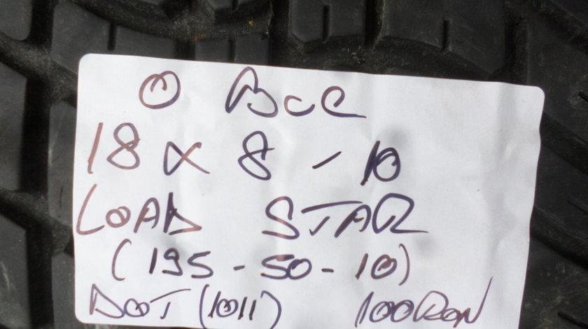 o anvelopa  195 50 10c 18x8-10 load star