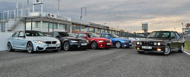 O avalansa de modele M. BMW intentioneaza sa lanseze 26 de modele de performanta pana in 2021