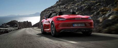 O batranica a fost surprinsa de radar gonind cu 238 km/h intr-un Porsche decapotabil