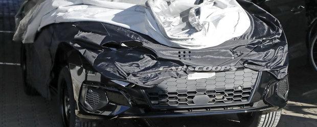 O clipa de neatentie i-a costat scump pe cei de la Audi. Acum toata lumea poate sa vada cum arata la exterior noul A3