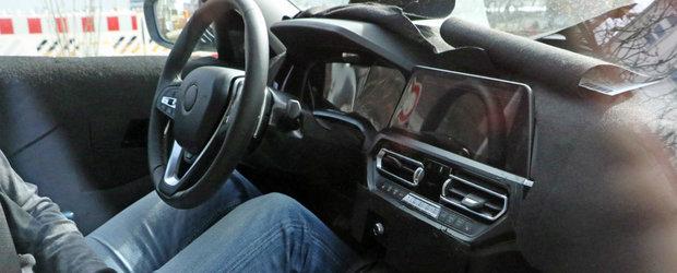 O clipa de neatentie i-a costat scump pe cei de la BMW. Acum toata lumea poate sa vada cum arata la interior noul Seria 3