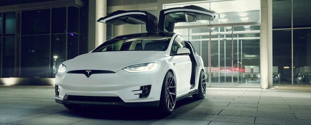 O companie specializata in modificarea masinilor Ferrari si Lamborghini, 'vinovata' de aceasta electrica