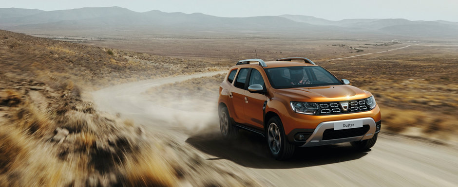 O Dacia DUSTER care tine cu casa. Noua versiune cu GPL promite costuri cu 30% mai mici pentru carburanti