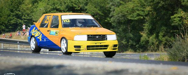 O Dacia Nova de raliuri are un sunet divin si alearga nebuneste!