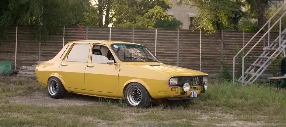O Dacie 1300 Turbo ne arata ce inseamna o masina romaneasca mai mult decat corecta