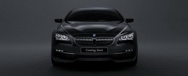 O decizie grandioasa: BMW Concept Gran Coupe intra in productie!