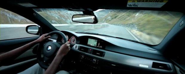 O excursie de vis: Cu BMW-ul 335is de-a lungul Alpilor!