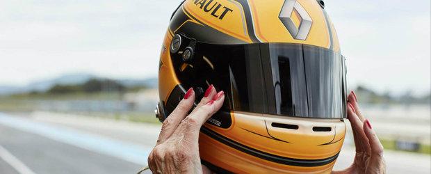 O experienta de neuitat. Renault a urcat o batranica de 79 de ani intr-un monopost de Formula 1