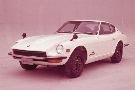 O istorie in imagini: Nissan Z Line