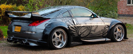 O masina demna de un Drift King. Nissan-ul folosit in Tokyo Drift se vinde acum cu suma asta