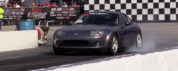 O Mazda Miata cu care nici macar un supercar nu ar vrea sa se puna