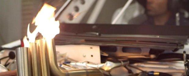 O Mazda MX-5 cu motor rotativ de 1000 cp este pregatita de drifturi