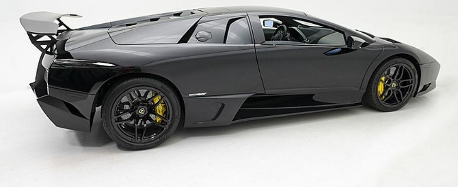 O mini-colectie formata din sase Lamborghini-uri, scoasa la licitatie