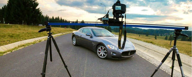 O noua emisiune auto plina de viteza si motorsport: 6 PLIN/6 FLAT