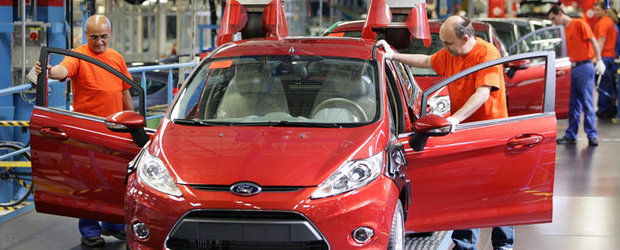 O noua uzina Ford in China