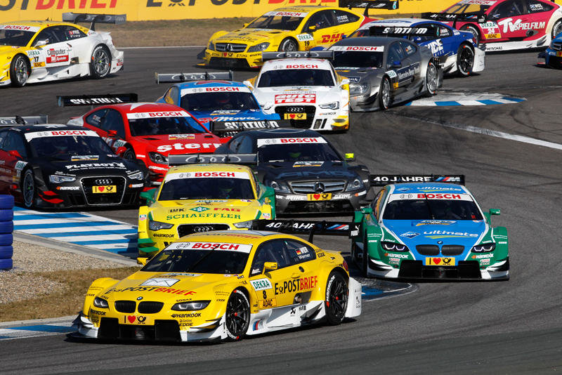 O noua victorie BMW in DTM