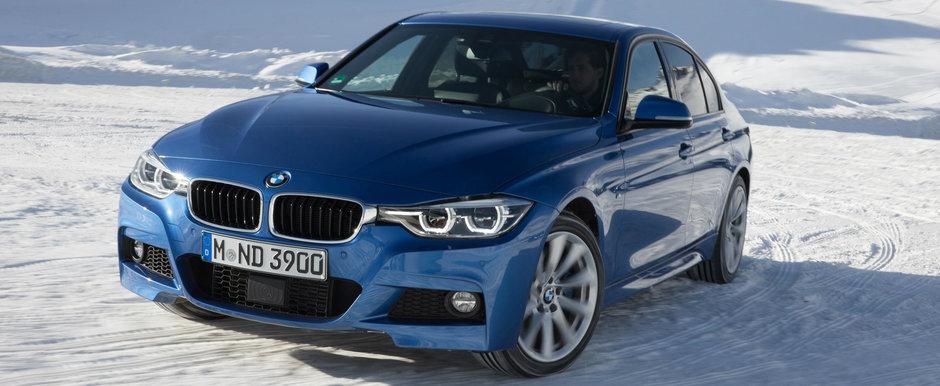 """O organizatie de mediu sare la gatul BMW: """"320d are emisii de 7,2 ori mai mari decat limita legala!"""""""