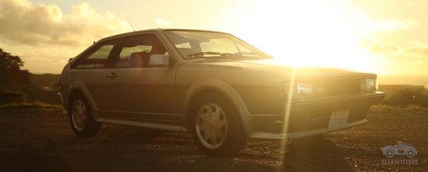 O poveste despre pasiuni si masini de alta data, cu un VW Scirocco in prim plan