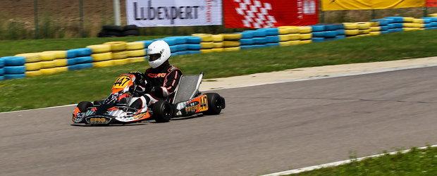 O prima zi plina in CUPA FRAS - DUNLOP la karting