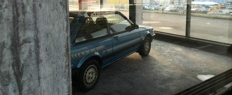 O reprezentanta din anii '80 plina de Saab, Mazda si Honda a fost descoperita